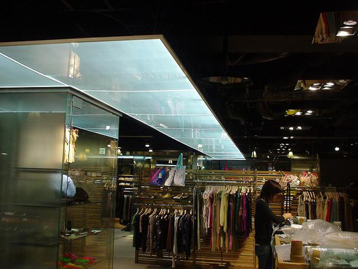 Retail LED Lighting Panels